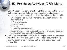 sales distribution sd ppt