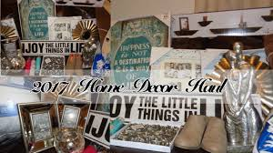 2017 winter home decor haul tjmaxx marshalls u0026 the at home store