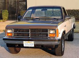 1987 dodge dakota 4x4 california original 1987 dodge dakota 95k original
