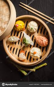 cuisine traditionnelle chinoise boulettes de dim sum cuisine traditionnelle chinoise photographie