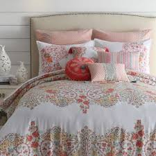 Orange And White Comforter Set Buy Jessica Simpson Comforter Sets From Bed Bath U0026 Beyond