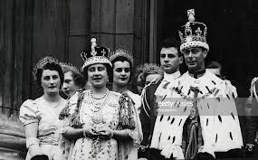 80 years since the coronation of george vi photos and images