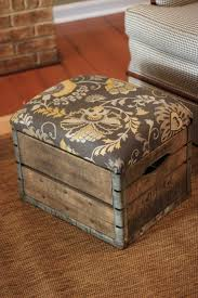 ottomans bedroom storage bench the crate people nyc ottoman