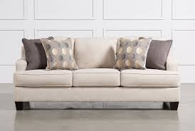 brielyn linen queen sofa sleeper living spaces