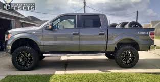 ford f150 gears 2013 ford f 150 gear alloy big block country suspension lift 6in
