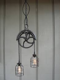 pendant lighting ideas top pulley pendant light fixtures weighted