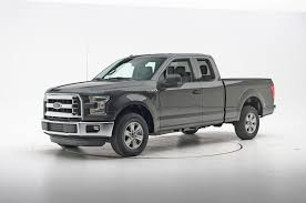 Ford F150 Truck Extended Cab - 2016 ford f 150 is only pickup of seven tested to earn iihs tsp