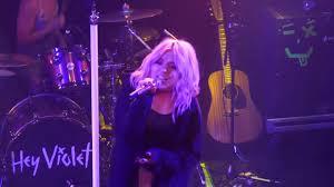 hey violet hoodie live hd 2017 hollywood troubadour youtube