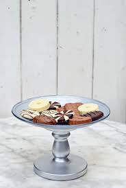 Ikea Gorm Discontinued by Make Your Own Decoupaged Ikea Cake Stand Ikea Hackers Bloglovin U0027
