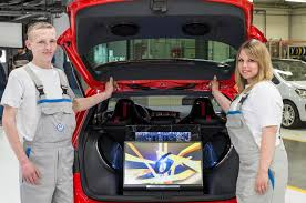 Apprentice Built Volkswagen Golf Gti Wolfsburg Automobile