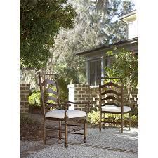 Paula Deen Outdoor Furniture by Paula Deen Furniture 393634 Rta River House Side Chair Set Of 2