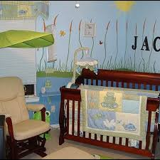 Frog Nursery Decor Fishing Nursery Baby Nursery Photos Unique Nursery Ideas Boy