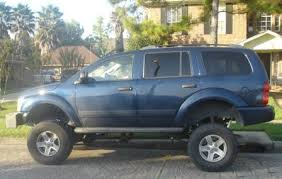 lift kit for dodge durango does anyone pics of a lifted gen2 d thx