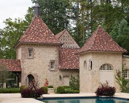 Flat Tile Roof Pictures by Flat Roof Tile Clay Rustic Colonial Ludowici