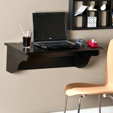 Floating Wall Desk Excellent Wall Mounted Computer Desk Floating White Computer Desk