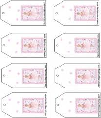 barbie printable party label barbie gift tags free printable