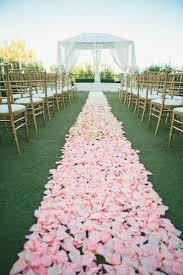 petal aisle runner flower petals for wedding wedding corners