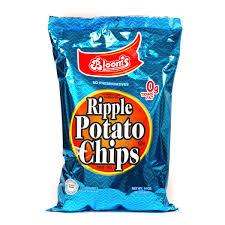 ripple chips 14 oz potato chips ripple pass bloom s kosher