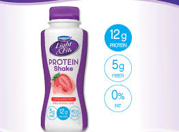 dannon light and fit yogurt drink dannon targets us struggling dieter with light fit protein shakes