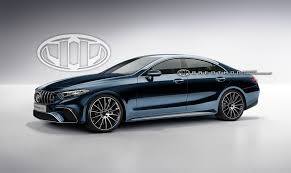 cls mercedes amg rendering of 2018 mercedes cls and mercedes amg cls