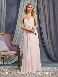 museum alfred angelo bridesmaid dress 7372l