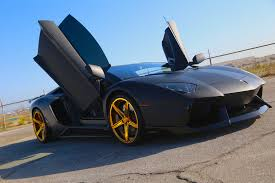 lamborghini car gold car wrap matte black lamborghini aventador los angeles youtube