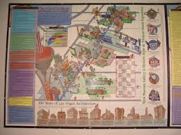 Downtown Las Vegas Map by Map 1 Downtown Fremont Street Experience Photo Page