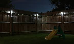 what is the best solar lighting for outside 12 best solar fence lights reviewed and in 2021