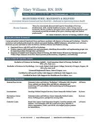 Best Nursing Resume Examples by Registered Nurse Cv Template Australia Mytemplate Co