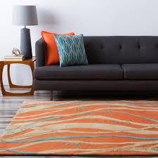 Modern Orange Rugs Top 10 Bold Modern Rugs