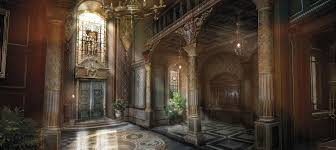palace interiors image tw3 blood and wine beauclair palace interior concept art jpg