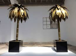 Tree Floor L Palm Tree Floor Ls And Stunning Pair Of Maison Jansen Brass