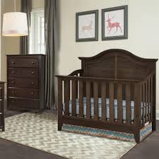 thomasville southern dunes 2 piece nursery set 4 in 1