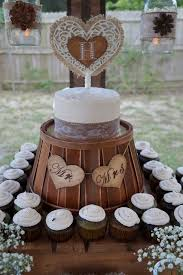 rustic wedding cupcakes best 25 country wedding cupcakes ideas on rustic