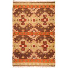 decorating indian area rug aztec rugs