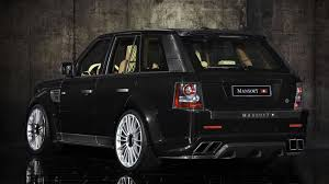mansory range rover range rover sport by mansory