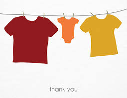 baby thank you cards baby thank you cards mailed for you postable