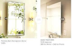 Bathroom Vanity Mirrors Home Depot Bathroom Mirrors Home Depot Bathroom Pivot Mirror Pivots From Home