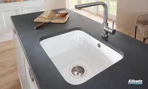 evier cuisine encastrable sous plan évier de cuisine avec cuve sous plan cisterna 60b espace aubade
