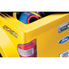 Ford F 150 Yellow Truck - power wheels lil u0027 ford f 150 6 volt battery powered ride on