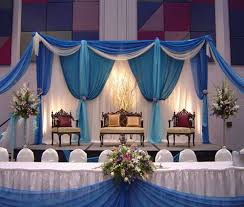 events master decoration for wedding stage