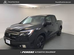 2017 honda ridgeline black edition 2018 new honda ridgeline black edition awd at round rock honda