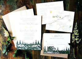 mountain wedding invitations mountain wedding invitations etsy invitation whatstobuy