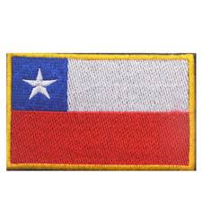 Country Flags Patches Embroidery Patches Country Flag 3d Tactical Badge Morale