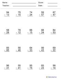 6th grade math worksheets printable grade print math worksheets