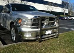 will the grill guard from a 2010 dodge ram 1500 fit a 2007 dodge