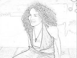 pencil sketch page 1