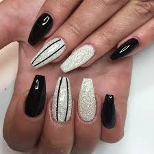 50 coffin nail art ideas coffin nails girly and gold