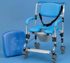 Shower Chairs With Wheels Commode Shower Chair U0026 Bariatric Commode Chairs Uk