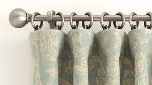 How Much Fabric To Make A Shower Curtain Curtains Grommet Tape By The Yard How To Make Tab Curtains With